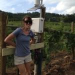 Sabrina Hartley, Project Associate Nita Lab
